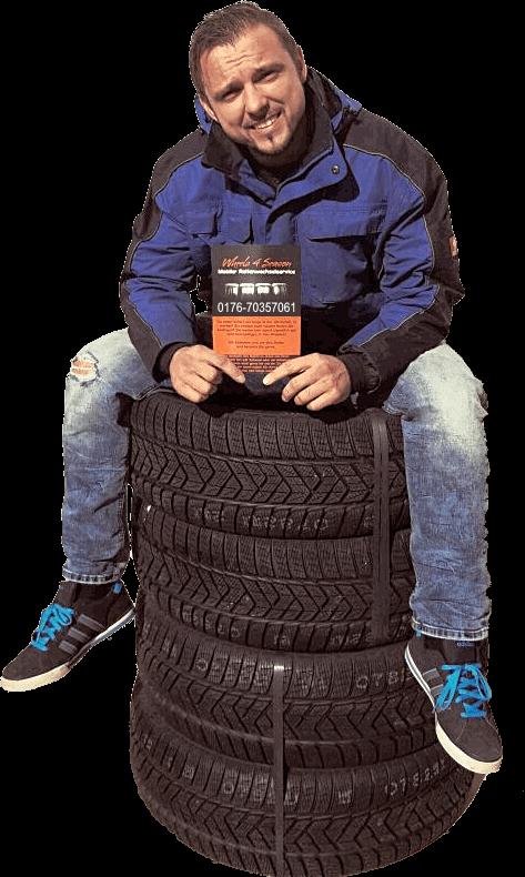 Nobert Szanyi - Mobiler Reifenservice + Autoaufbereitung München